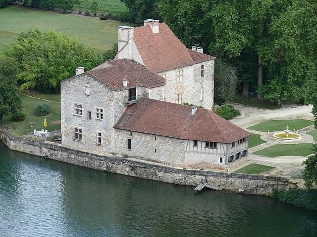 Château de Ladhuie