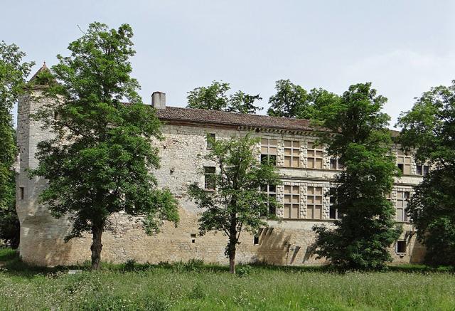 Château de Lafox
