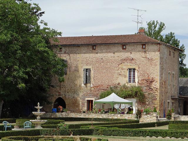 Château de Lapoujade