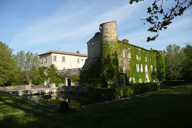 Château de Lascours