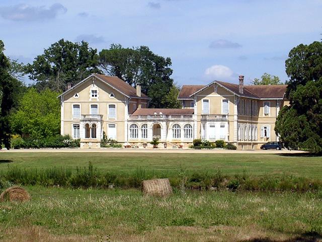 Château de Laurens Castelet