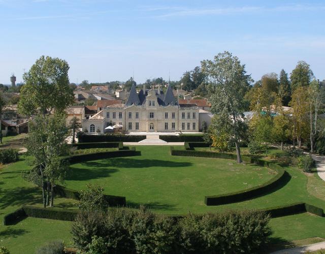 Château de Lussac