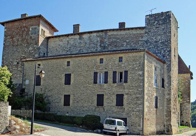 Château de Lustrac