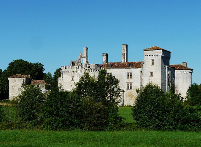 Château de Mareuil