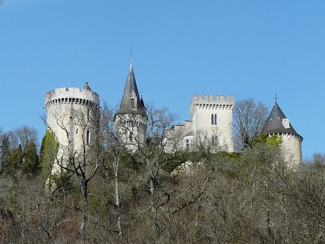 Château de Marouatte