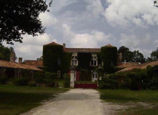 Château de Montbron
