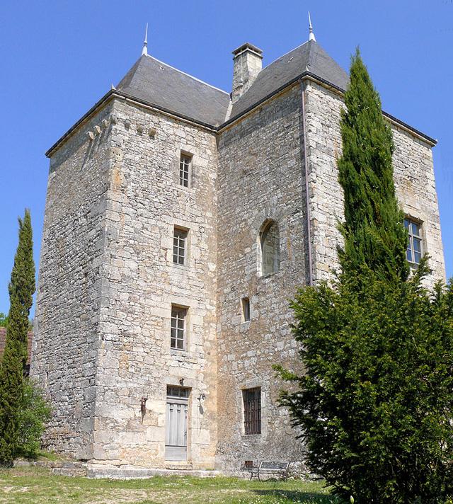 Château de peyruzel