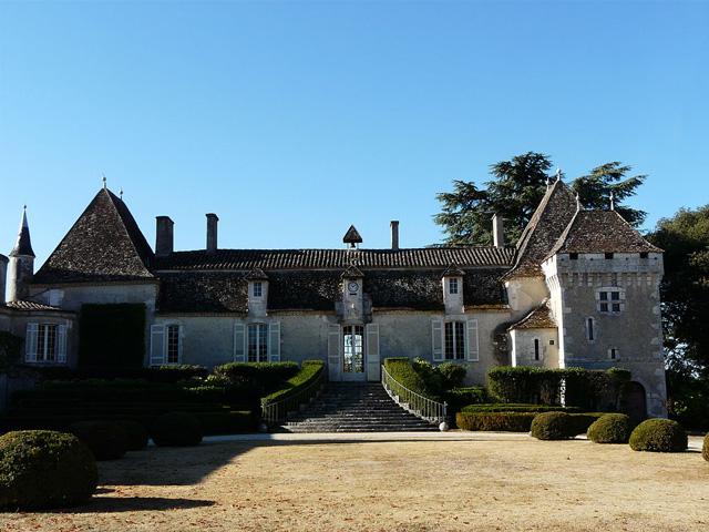 Château de Pouthet