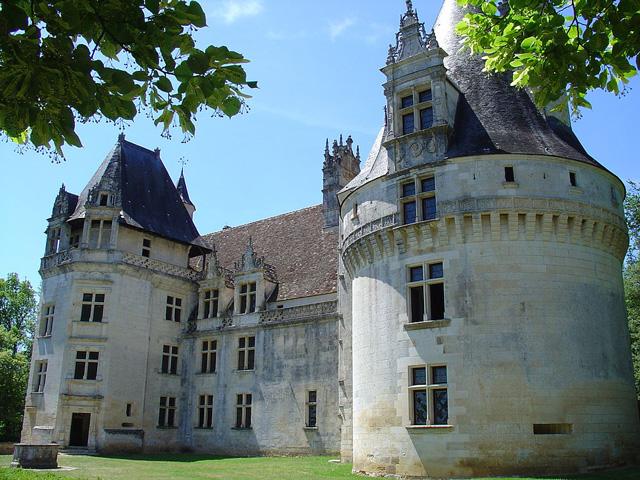 Château de Puyguilhem