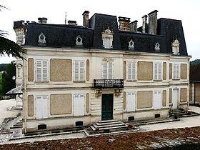 Château de Saint-Crépin