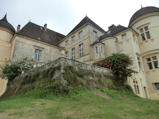 Château de Saint-Martin-de-Seignanx