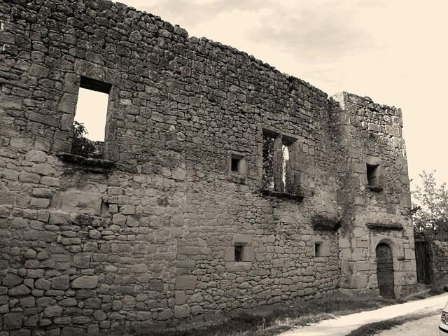 Château de Saint-Pastour