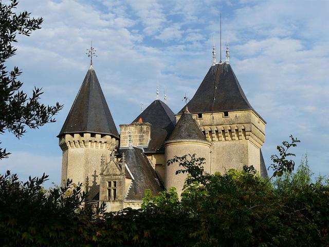 Château de Sauvebœuf (Lalinde)
