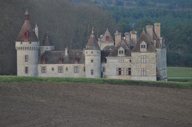 Château du Sendat