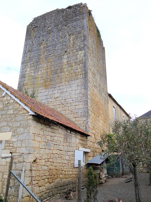 Donjon de Jayac