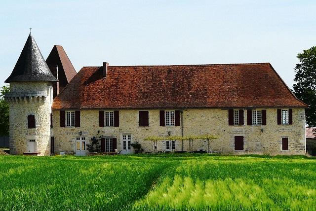 Manoir de la Borie-Fricart