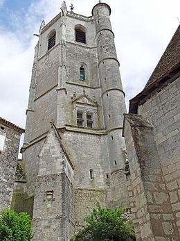 Tour d'Hautefage-la-Tour