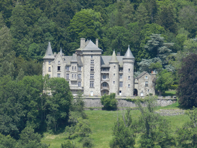 Château d'Anterroches