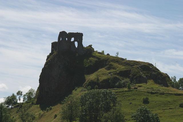 Château d'Apchon