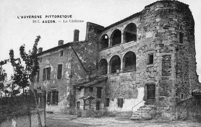 Château d'Auzon