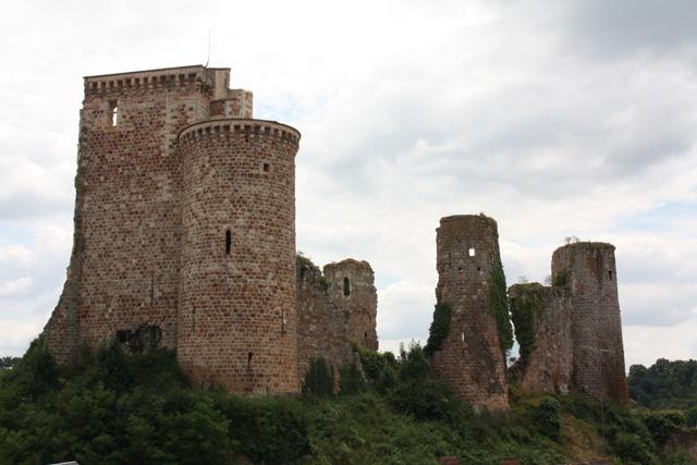 Château d'Hérisson