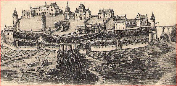 Château de Carlat