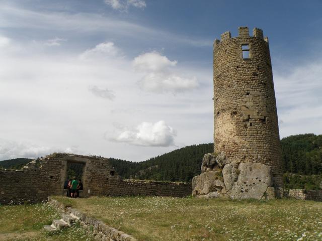Château de Chalencon