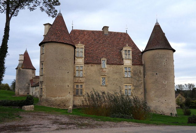 Château de Chareil-Cintrat