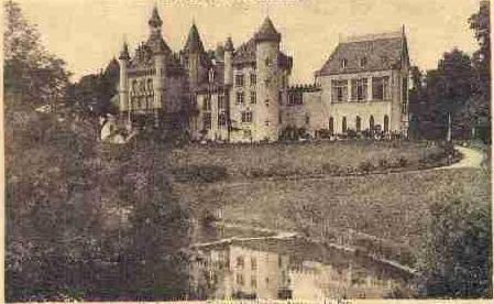 Château de Clavières-Ayrens
