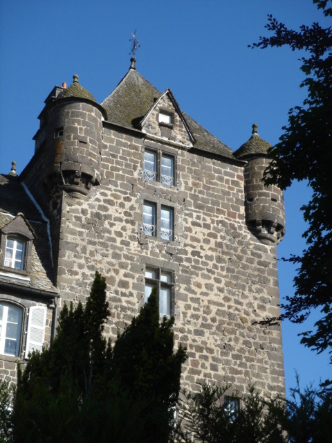 Château de Comblat