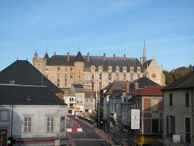 Château de La Palice