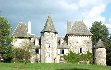 Château de Lamartinie