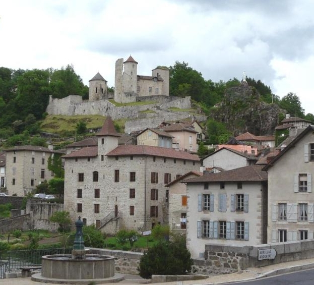 Château de Laroque