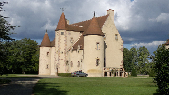 Château de Nassigny