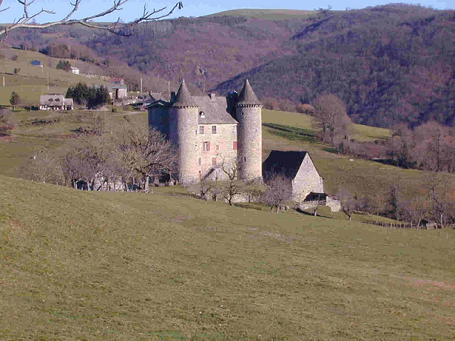 Château de Réghaud