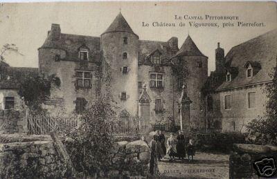 Château de Vigouroux
