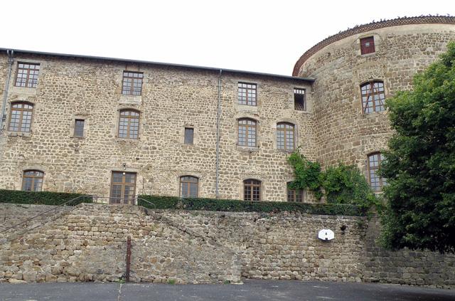 Château des Évêques-du-Puy