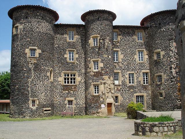 Château du Monastier-sur-Gazeille