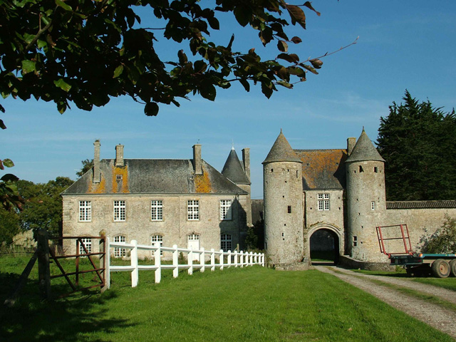 Château d'Amfreville