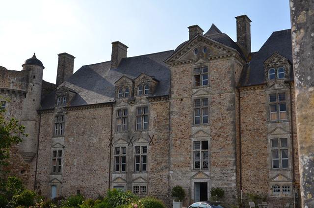 Château de Crosville-sur-Douve