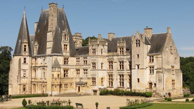 Château de Fontaine-Henry