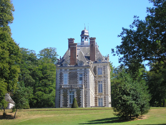 Château de la Boulaye