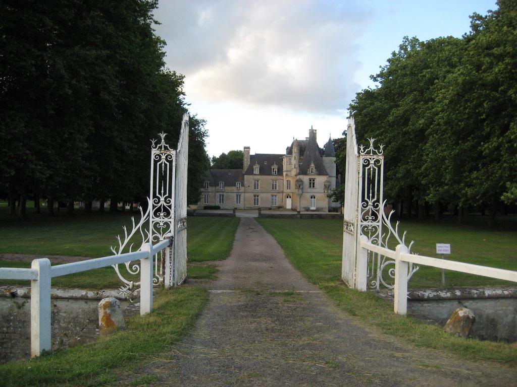 Château de Lion-sur-Mer