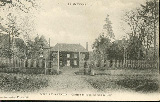 Château de Vaugeois