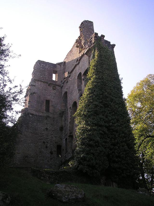 Donjon de Vire