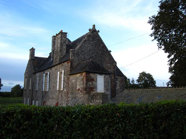 Manoir du Mesnil-Vitey