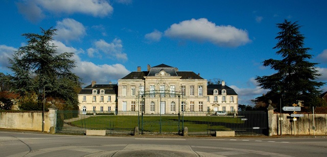 Château d'Arcelot