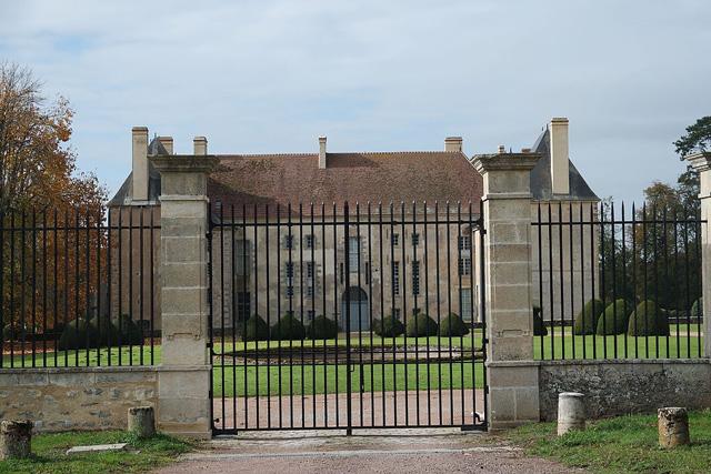 Château d'Aunay