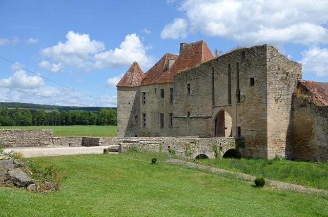 Château d'Éguilly