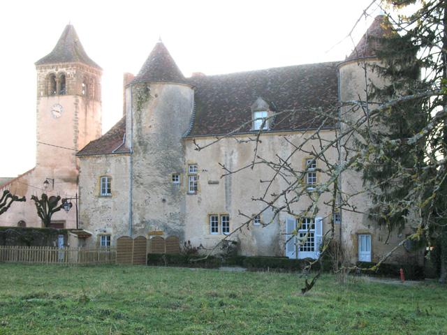 Château d'Oyé